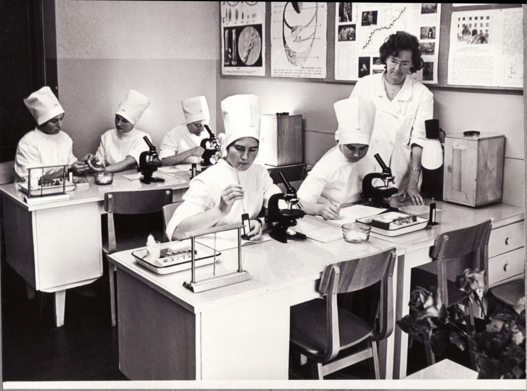 RSU Sarkanā Krusta medicīnas koledža - Vēsture 1992.gads