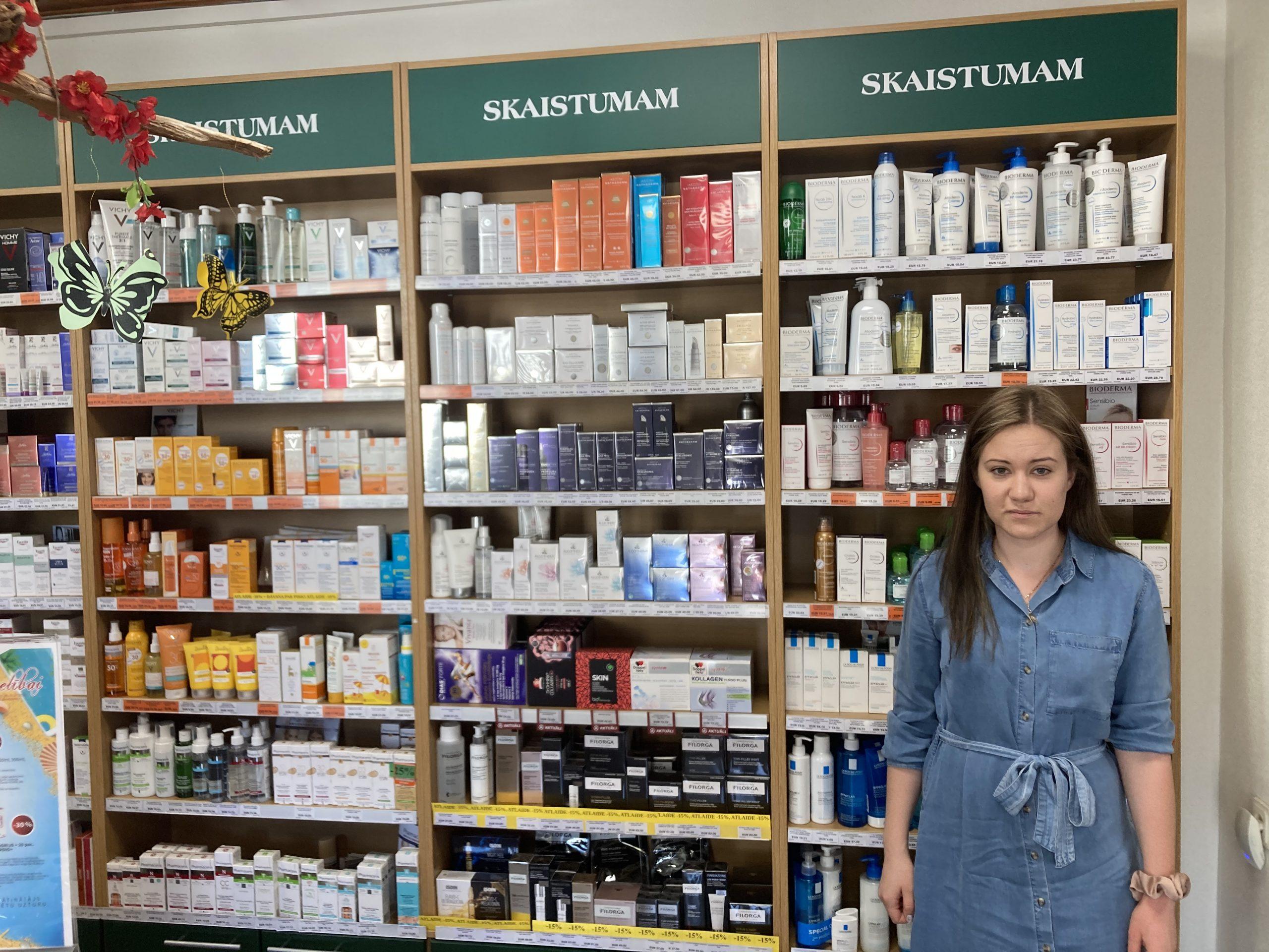 RSU SKMK absolventu stāsti – Sabīne Leimane (farmaceita asistente)
